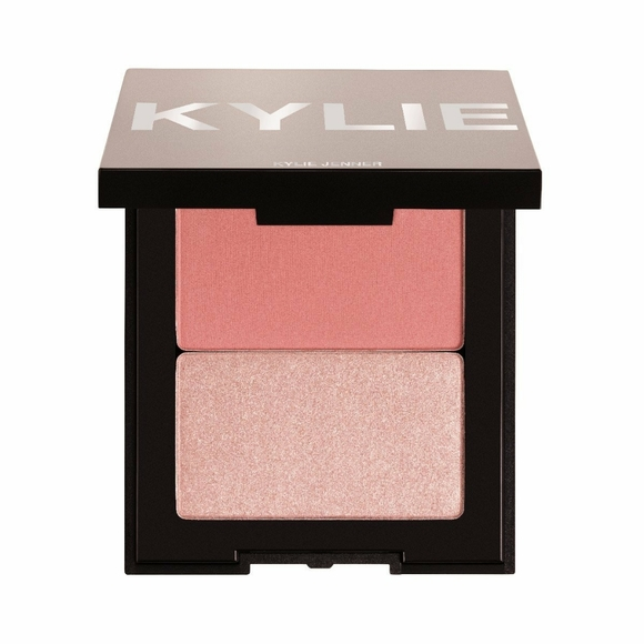 Kylie candy K blush and highlighter duo
